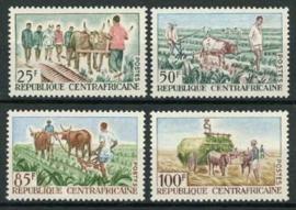 Centrafricaine, michel 74/77, xx