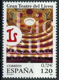 Spanje, michel 3627, xx