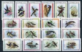Barbuda , michel 487/504, xx