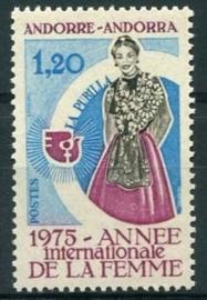Andorra Fr., michel 271, xx
