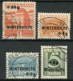 Oostenrijk, michel 563/66, o