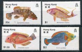 Hong Kong, michel 368/71, xx