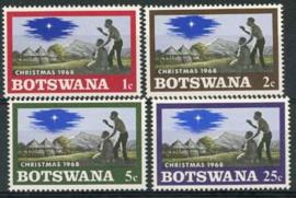 Botswana, michel 47/50, xx