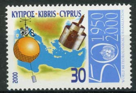 Cyprus, michel 959 , xx