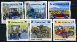 Guernsey, michel 1207/12, xx