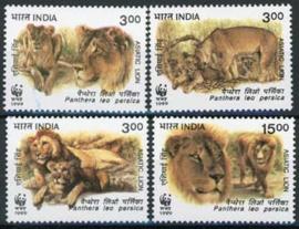 India, michel 1704/07, xx