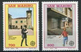 S.Marino, michel 1432/33, xx