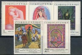 Tsjechoslowakije, michel 1965/69, xx