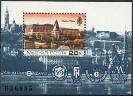 Hongarije, michel blok 174 A, xx