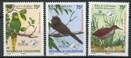 N.Caledonie, michel 1395/97, xx