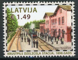 Letland, 16/19, xx