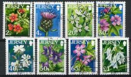 Jersey, michel 1187/94, o