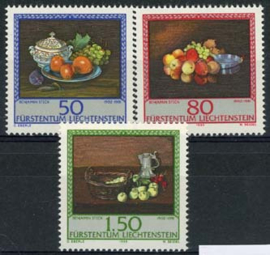 Liechtenstein, michel 990/92, xx
