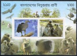 BanglaDesh, michel blok 50, xx