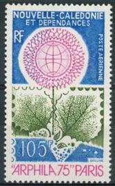 N.Caledonie, michel 566, xx
