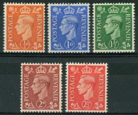 Engeland, michel 246/50, xx