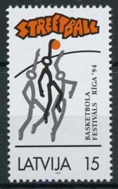 Letland, michel 370, xx