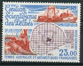 Antarctica Fr., michel 323, xx