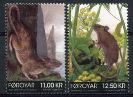 Faroer, michel 785/86, xx