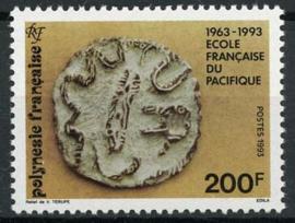 Polynesie, michel 649, xx