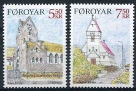 Faroer, michel 511/12, xx
