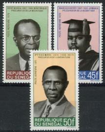 Senegal, michel 417/19, xx