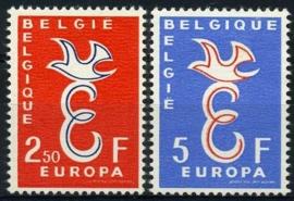 Belgie, obp 1064/65,xx