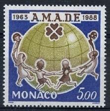 Monaco , michel 1858 , xx