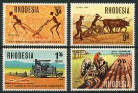 Rhodesie, michel 70/73, xx