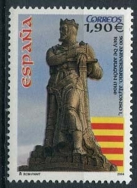 Spanje, michel 4001, xx