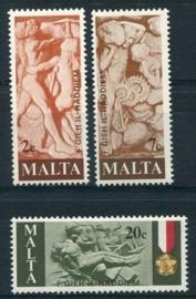 Malta, michel 556/58, xx