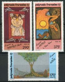 Polynesie, michel 568/70, xx