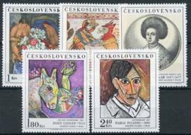 Tsjechoslowakije, michel 2105/09, xx