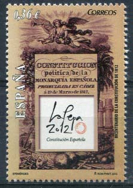 Spanje, michel 4681, xx