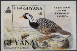 Guyana, michel blok 127, xx