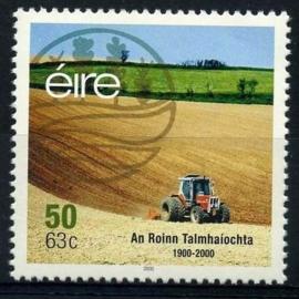 Ierland, michel 1291, xx