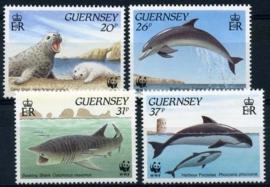 Guernsey, michel 497/00, xx