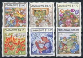 Zimbabwe, michel 649/54, xx
