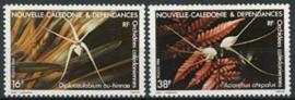 N.Caledonie, michel 742/43, xx