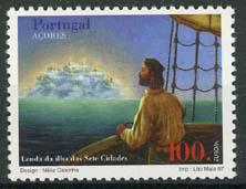 Azoren, michel 466, xx
