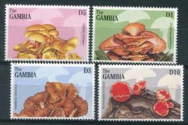 Gambia, michel 2618/21, xx