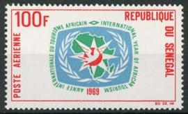 Senegal, michel 396, xx