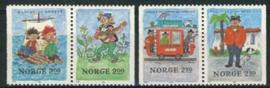 Noorwegen, michel 914/17, xx
