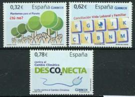 Spanje, michel 4394/96, xx