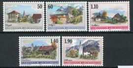Liechtenstein, michel 1229/33, xx