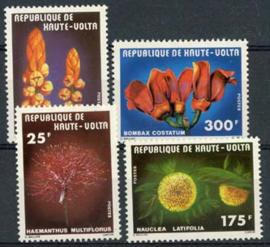 Haute Volta, michel 667/70, xx