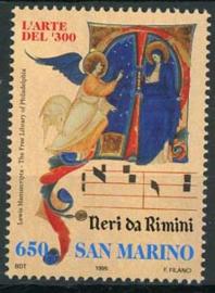 S.Marino, michel 1635, xx