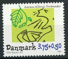 Denemarken, michel 1152, xx