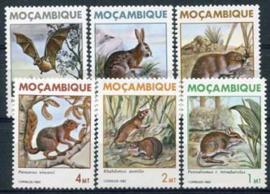 Mozambique, michel 943/48, xx