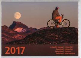 Groenland, officiele jaarset 2017